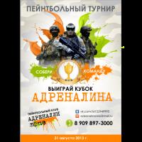 Кубок «Адреналина»